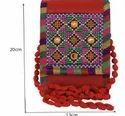 Kutchi Mobile Cover Bag Red