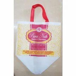 5 kg Printed Loop Handle Carry Bags