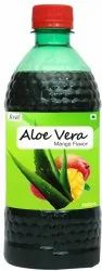 Aloevera With Mango Flavor Juice