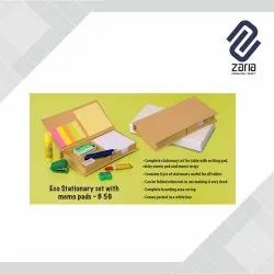 Promotional Sticky  Note Pad With pen , Memo Pad