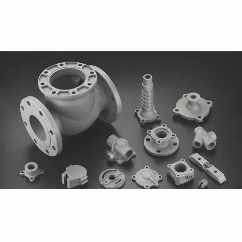 Polished Aluminum Investment Casting, For Industrial | ID