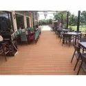 Wpc Wooden Deck Flooring