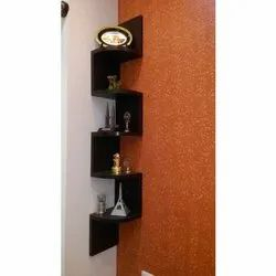 Brown Plywood Interior Decor, For Wall, Size/Dimension: 3 Feet