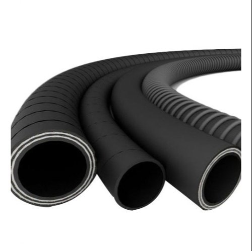SBR Rubber Lay Flat Water Discharge Hose, Size: 1 to 10 inch, Rs ...