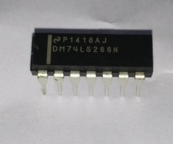 Logic Gates IC DM74LS266N FAIRCHILD
