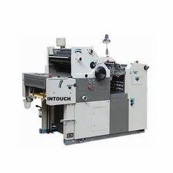 Offset Printing Machine Single Colour