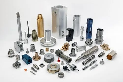 Polished Precision Components