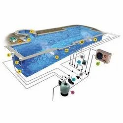 Water Filter Plants For Swimming Pools