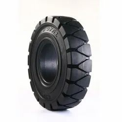 Solid Rubber Cushion Tyre