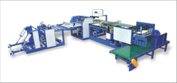 Gabbar Industries Automatic Woven Sack Making Machine, Model Name/Number: BCS-35, 8 Hp