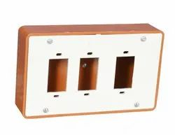 ASCENT 2 1 PVC Switch Box for Electric Fitting