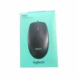 Logitech M 90 Computer Mouse