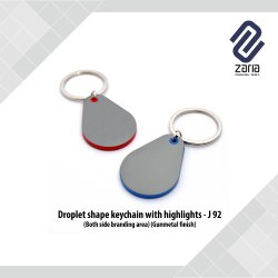 Promotional Key Chain With Highlighter