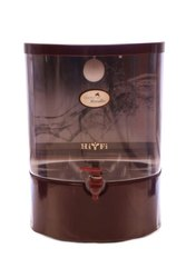 Ro Reverse Osmosis Hi-Fi Dolphic Metalic Water Purifier, For Home, Capacity: 8