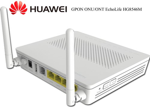 Huawei Gpon Ont Hg8546m Optical Network Terminal