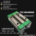 HGH45CAZOC Linear Guide Block Hiwin Design