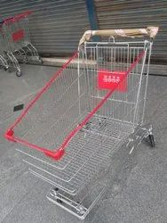 Supermarket Shopping Trolley 210 LTR