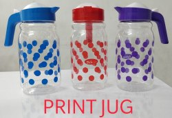 Pet Plastic Jug