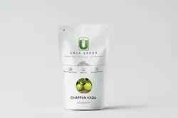 Urja Seeds Chappan Kaddu US 19302 (Light Green) Imported
