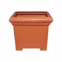 KS-30 Plastic Flowers Pot