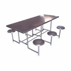 Canteen Table ( Six Seater )