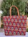 Ladies Cotton Tote Bag