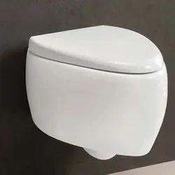 KAS-WHT-0104 370 X 410 X 550mm Wall Hung Toilets