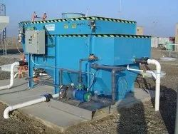 SBR Packaged Sewage Treatment Plant