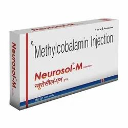 Branded Methylcobalamin Injection, Ampoule, Prescription