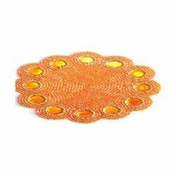 Handmade Beaded Coaster