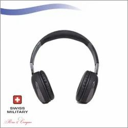 Swiss Military Headphone Black (HPH2)