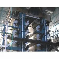 Textile Drying Range Machine
