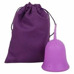 Menstrual Cup Photography