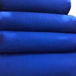 Blue Cotton Voile Fabric