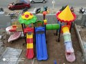 Outdoor Children Play Ground Multi Playstation & Equipments
