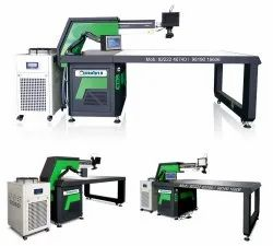 Channel Letter Spot Laser Welding Machine