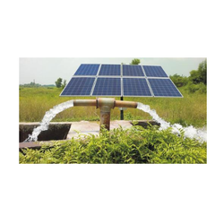 1 HP AC Solar Submersible Pump