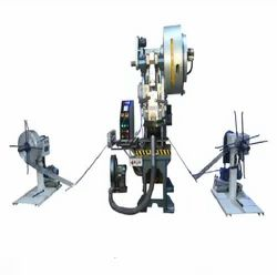 Aluminum Seal Machinery With Decoiler & Rewinder
