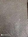 Aluminum alloy stucco sheet