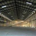 Steel Prefab Industrial Shed