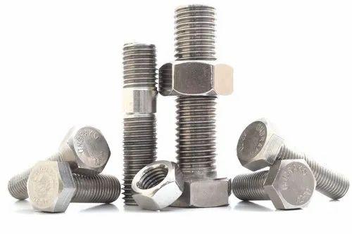 Metal Fasteners - Stainless Steel Fasteners Manufacturer from Mumbai
