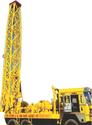 Mild Steel Drilling Of Tubewell
