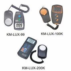 Digital Lux Meter KM-LUX-99/KM-LUX-100K/ KM-LUX-200k