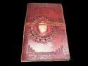Stone Leather Bound Embossed Handmade Journal