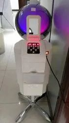 O3 Ozone Scalp Steamer