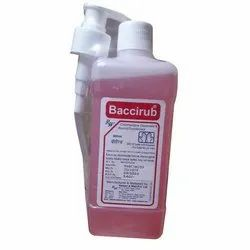 Baccirub Chlorhexidine Gluconate And Alcohol Disinfectant
