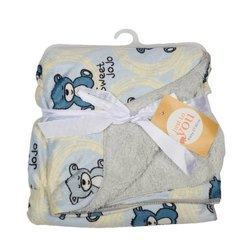 Baby Colorfull Printed Blanket