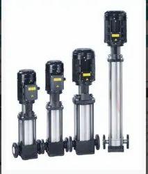 Multistage Inline Pump