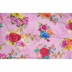 Floral Digital Fabric Printing Service