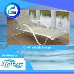 AL-01 Pool Side Lounger
